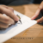 COYLIGRAPHY: Calligraphy by Coy
