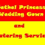 Jethel Princess Wedding Gown and Catering Services