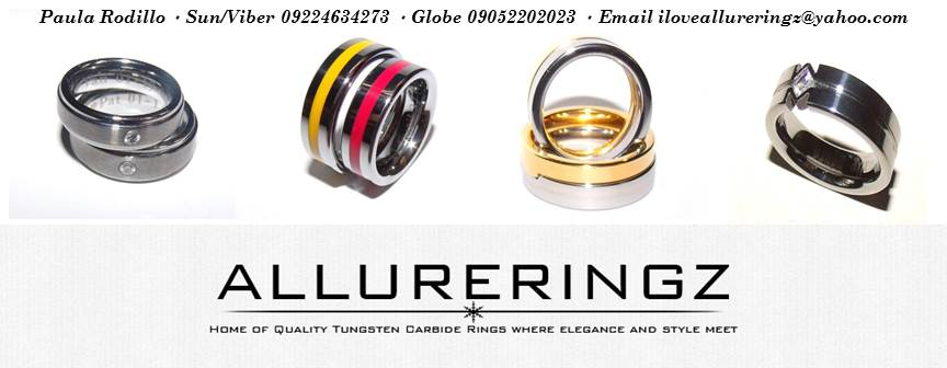 Allureringz Home Of Quality Tungsten Carbide Rings The Bridal
